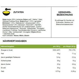 PowerBar Natural Protein Bar Caja 24x40g, Banana Chocolate (Vegan)